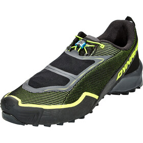 Dynafit Speed MTN Zapatillas Hombre, black/fluo yellow